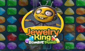 Play Jewelry King : ZOMBIE DUMB on PC
