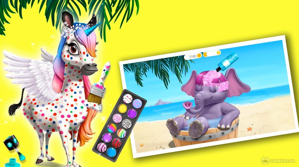 jungleanimal salon download PC 2
