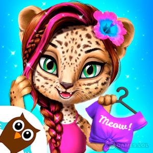 Play Jungle Animal Hair Salon 2 – Tropical Beauty Salon on PC
