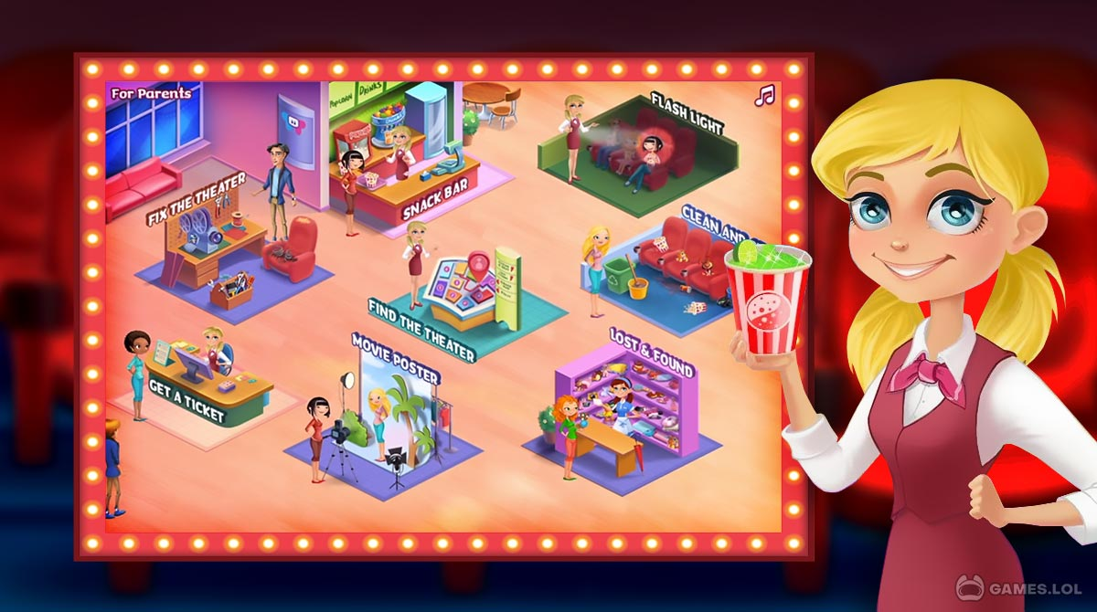 kids movie night download free