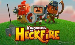 Play Kingdoms of Heckfire: Dragon Army | MMO Strategy on PC