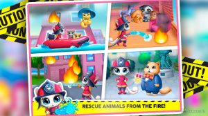 kitty meow city heroes download free