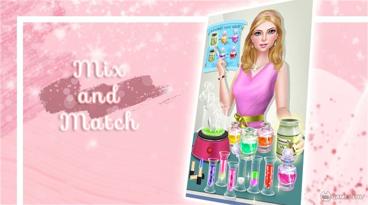 lipstick maker download free
