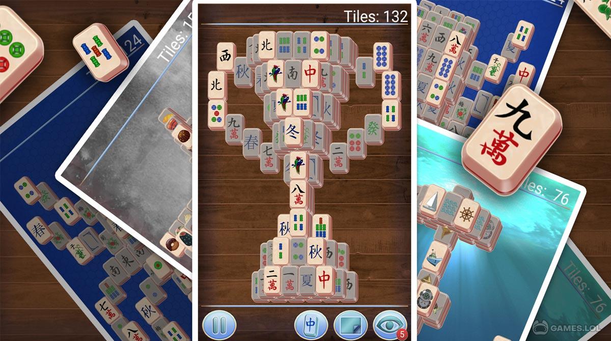 mahjong 3 download free