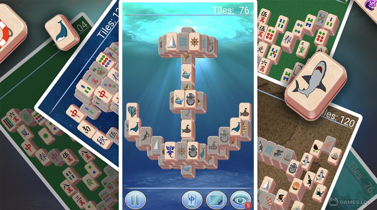 mahjong 3 download full version