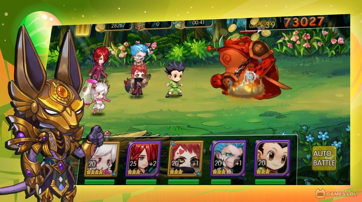 manga clash download PC free