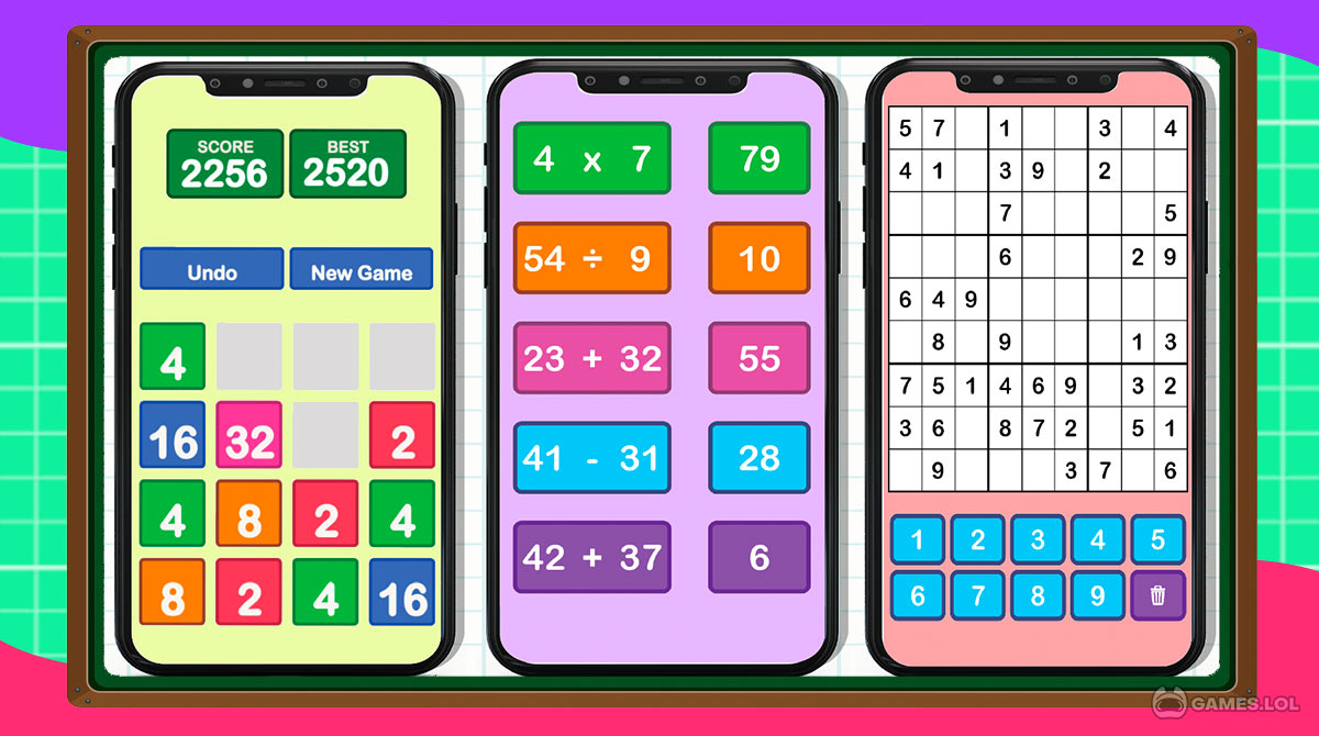 math games download free