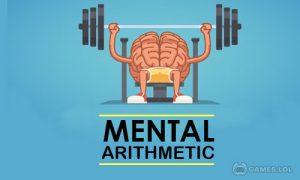 Play Mental arithmetic (Math, Brain Training Apps) on PC