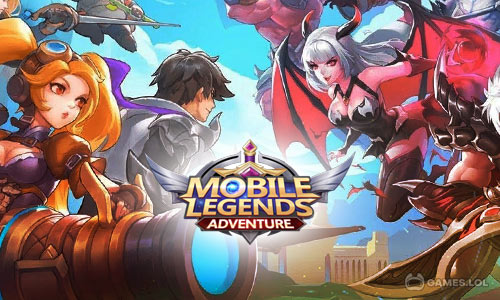 Play Mobile Legends: Adventure on PC