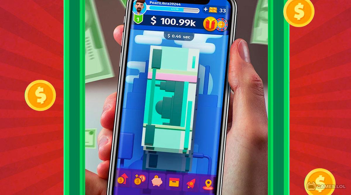 money cash clicker download free