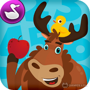 Play Moose Math by Duck Duck Moose on PC