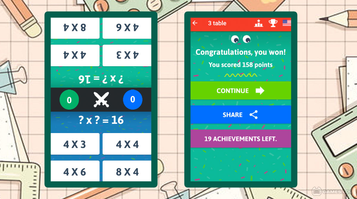 multiplication tables download full version 2