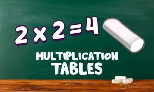 Play Multiplication Tables – Free Math Game on PC