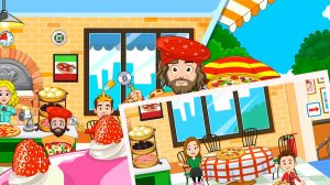 mytown bakery download PC free