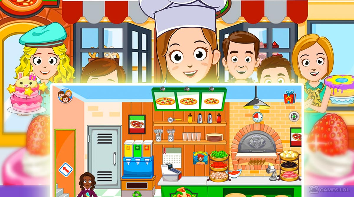 mytown bakery download free 2