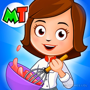Play My Town : Bakery – Baking & Cooking Game for Kids on PC