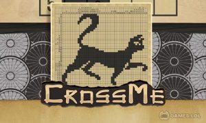 Play Nonograms CrossMe on PC