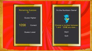 numbers genie download PC