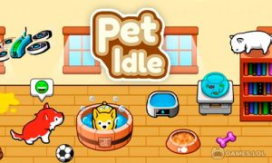 Play Pet Idle on PC