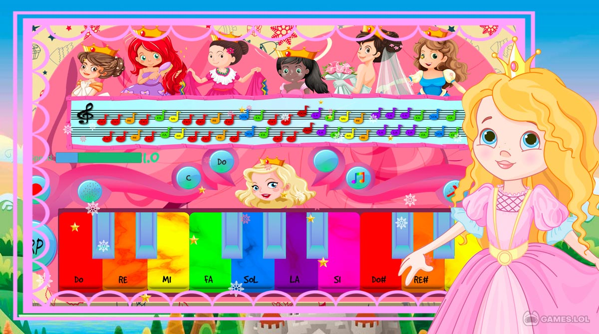 pink real piano download PC