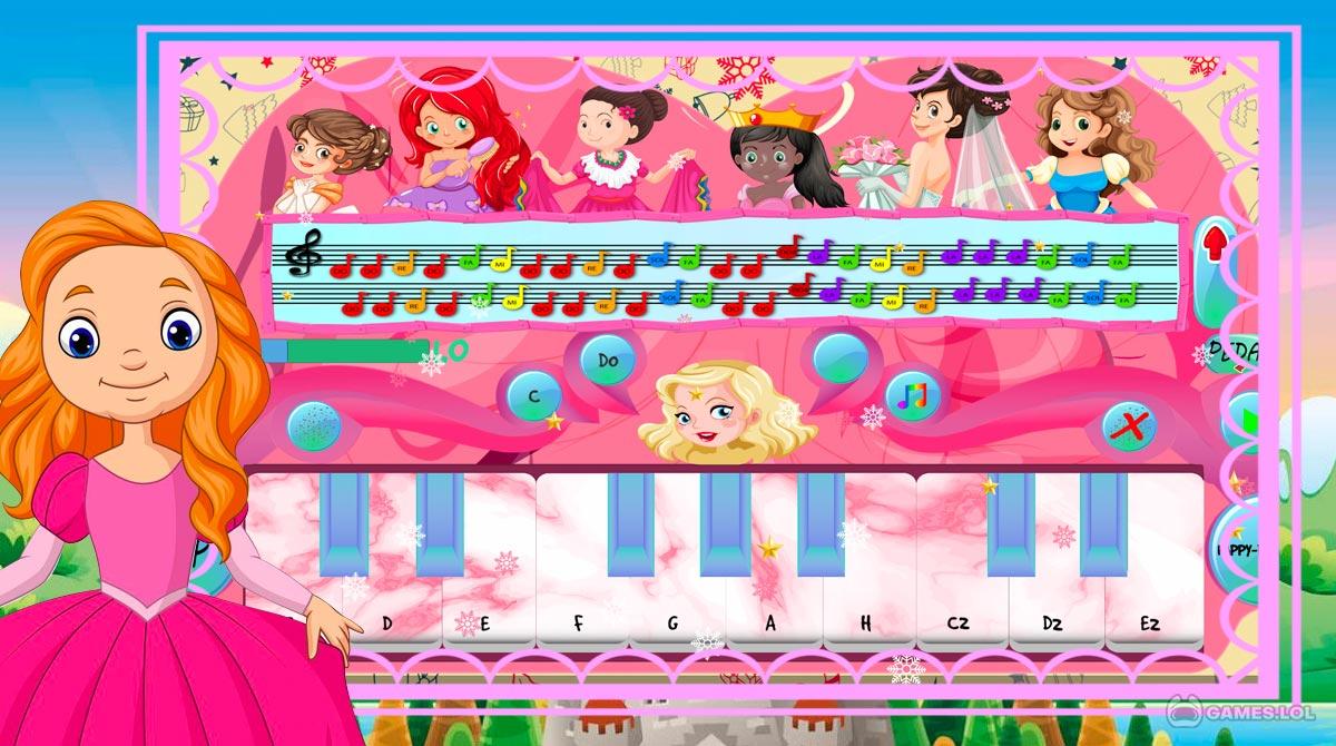 pink real piano download free