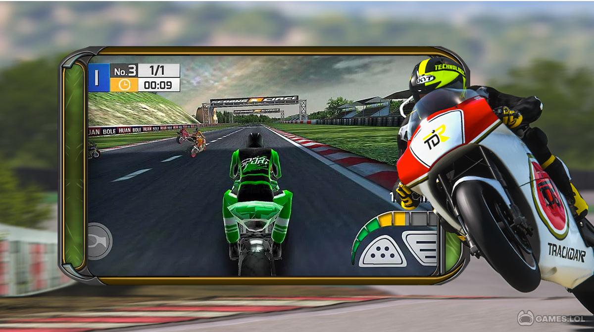 real bike racing download PC