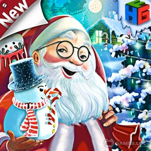 Play Room Escape Game – Christmas Holidays 2021 on PC