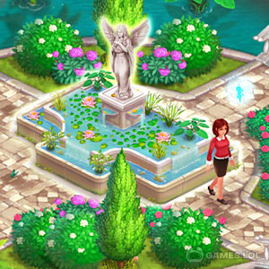 Play Royal Garden Tales – Match 3 Puzzle Decoration on PC