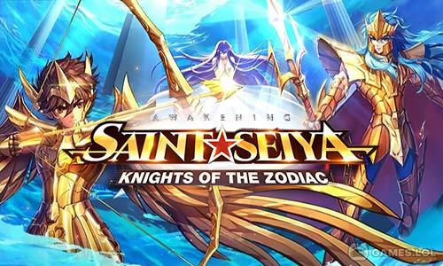 Play Saint Seiya Awakening: Knights of the Zodiac on PC
