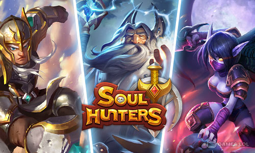 Play Soul Hunters on PC
