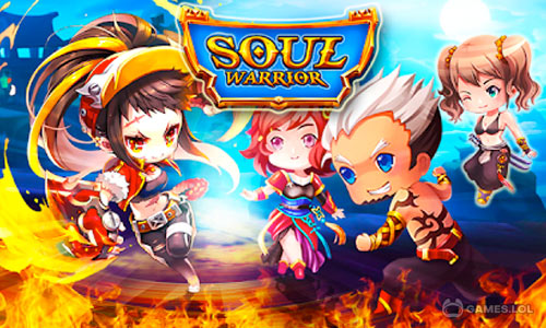Play Soul Warriors – Fantasy RPG Adventure: Heroes War on PC