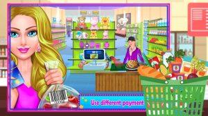 super market cashier download PC