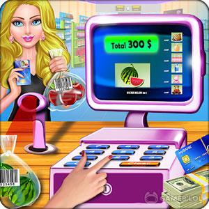 Play Super Market Cashier Game: Fun Shopping on PC