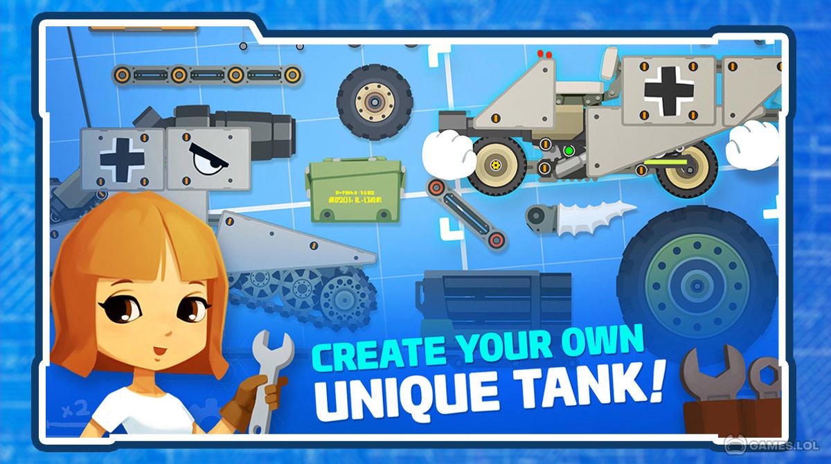 super tank rumble download free