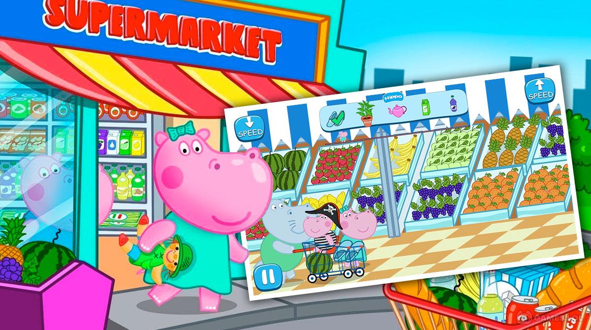 supermarket shopping download PC free