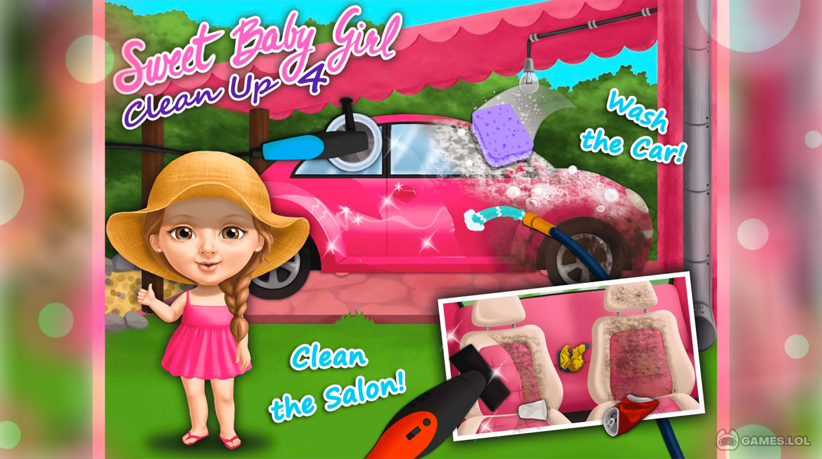 sweet girl cleanup 4 download PC