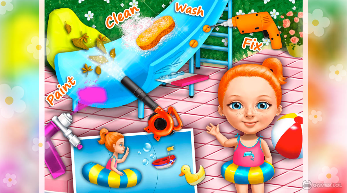 sweet girl cleanup 4 download full version