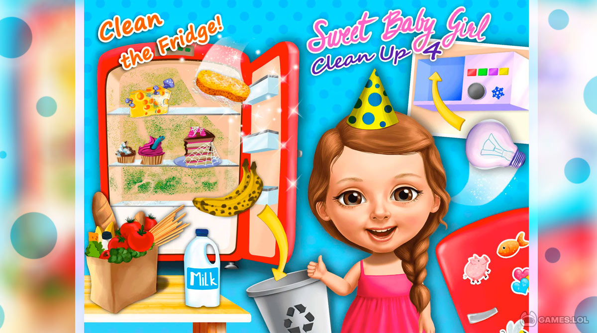 sweet girl cleanup 4 download pc free