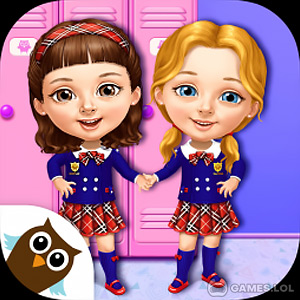 Play Sweet Baby Girl Cleanup 6 – School Cleaning Game on PC