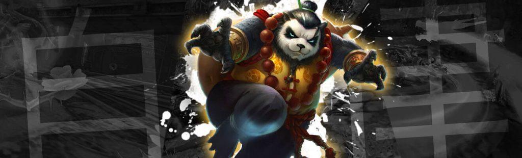 taichi panda banner one