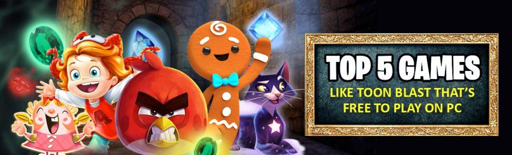top 5 jewel games