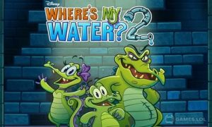 Play Where's My Water? 2 on PC