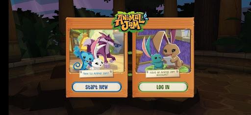 Animal Jam animals