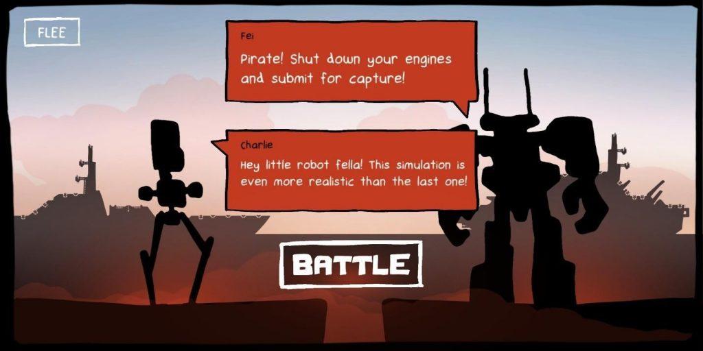 Battlecruisers prologue