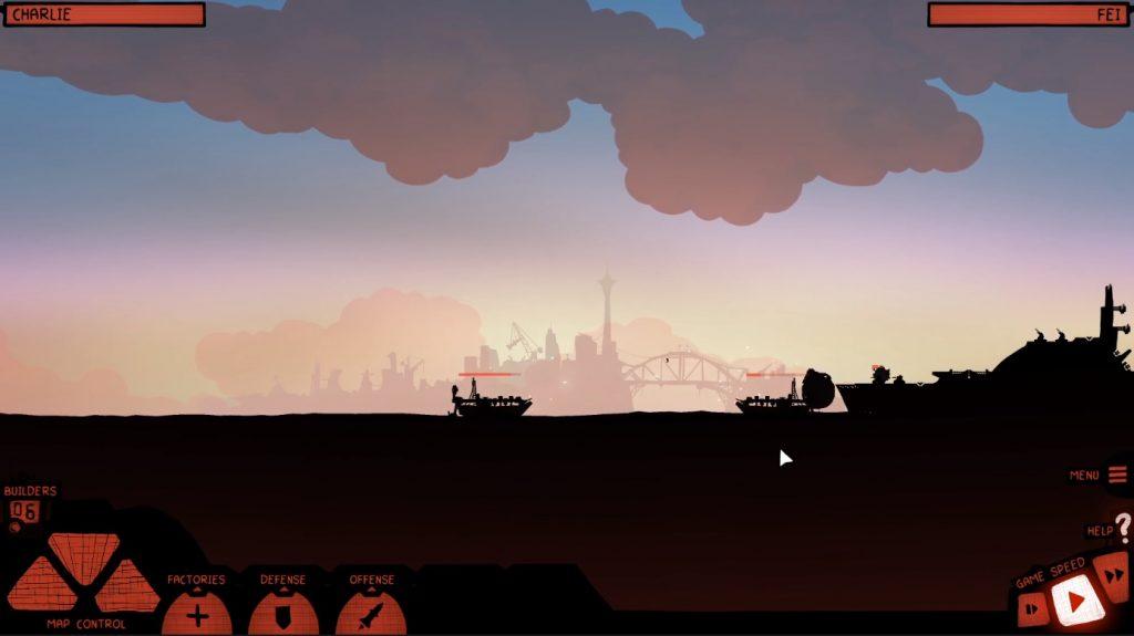 Battlecruisers gameplay