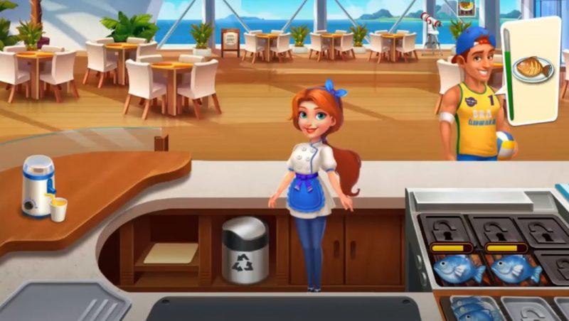 Cooking Joy Gameplay