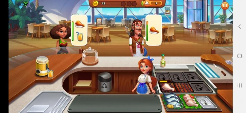 Cooking Joy PC Guide