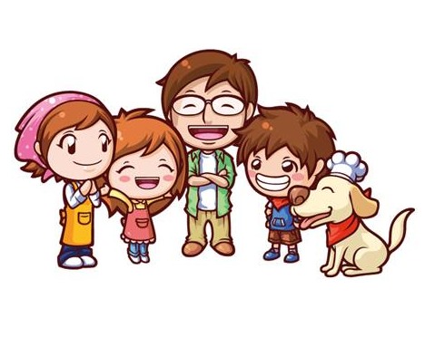 Cooking Mama Family