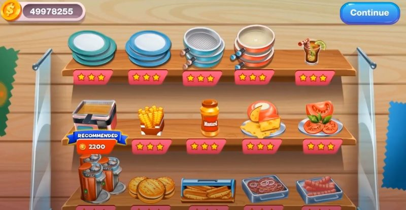 Kitchen Madness Review