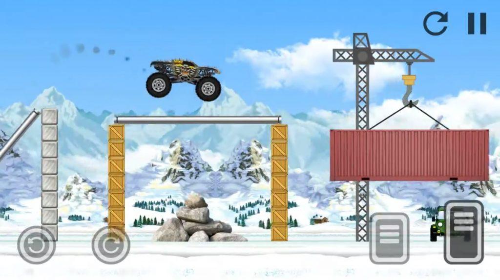 Monster Truck Crot gameplay